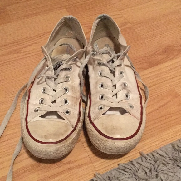 2ec6a0de7f0 Converse Shoes   Womens White   Poshmark